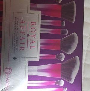 Bh Cosmetics  'Royal Affair' Brush Set